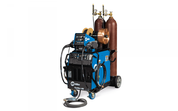 Miller PipeWorx 400 watergekoeld systeem