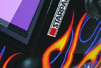 Auto Darkening lashelm Flame