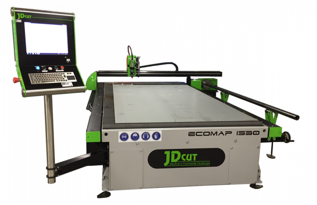 JD-CUT Ecomap